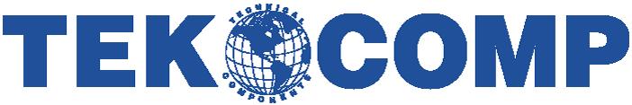 TekComp Plastic Moulding Logo
